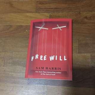Free will - by Sam Harris