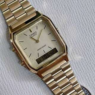 Original Casio Vintage Watches For Sale Starts at P995