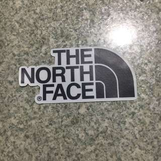 🚚 The north face北臉潮牌貼紙
