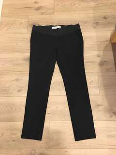 Spring Maternity pants (M size, black)