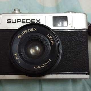 Supedex camera