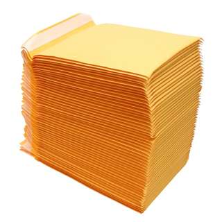 Kraft Bubble Mailers Padded Envelopes Shipping Bags Self Seal High Quality Business School Office Supplies,one piece