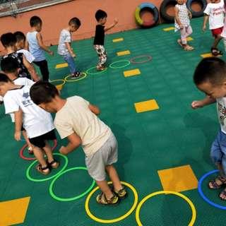 (PO) Jump Lattice Training Circles