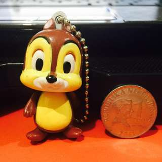 Chip and Dale Keychain