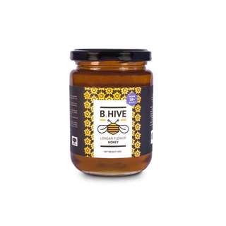 B.HIVE Longan Flower Honey 500g (Enzyme Activity 18+)