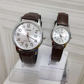 Casio Original Couple Set