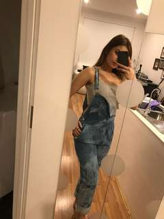 Dye overalls size 6-12