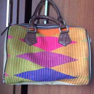 Ethnic bag , tenun bali