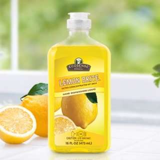 Lemon Brite Hand Dishwashing Liquid