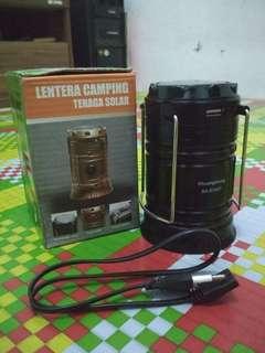 Lampu Emergency Tarik Solar Mini