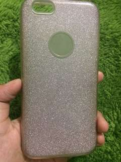 Jelly glitter case for Iphone 6/6s