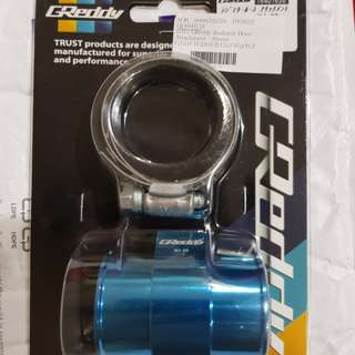 Trust GReddy radiator hose adapter 38mm authentic