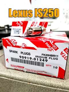 FK20HBR11 lexus IS250 or other suitable model