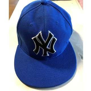 NY Blue Cap