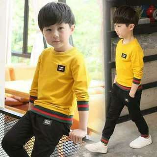Pullover Terno (Kids Collection)