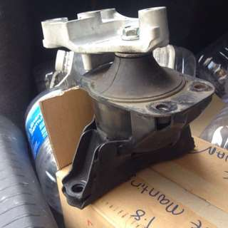 Honda Civic FD1 mounting