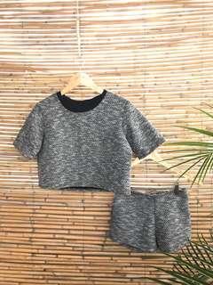 Item 012: top&shorts