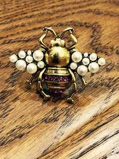 🚚 蜜蜂戒指(戒圍可調)