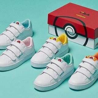 FILA X POKÉMON Sneakers