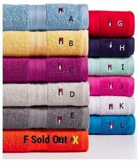 美國進口🇱🇷Tommy Hilfiger純棉大浴巾