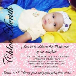 Invitations Layout