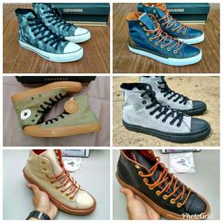 Converse kulit made in vietnam