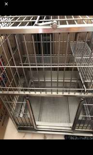 Chinchilla cage / Dog cage / Cat cage