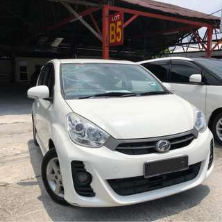 Perodua Myvi 1.3 se auto