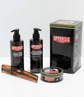 Uppercut Matt Pomade Combo Kit