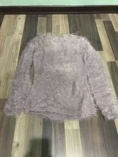 Orsay Lavender Sweater