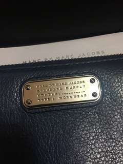 Marc By Marc Jacobs Navy/blue wallet