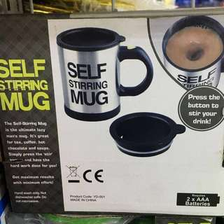 Self Stirring Mug/battery