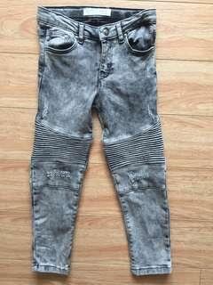 Zara girls jeans- size 5