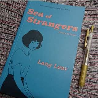Sea of Strangers (Poetry & Prose) Lang Leav
