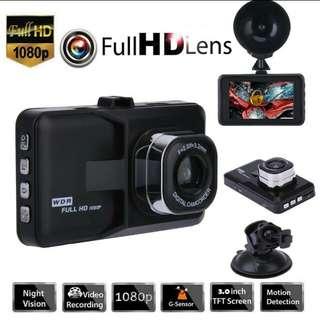 3.0 HD1080 Car.DVR camera video recorder dash cam G-sensor