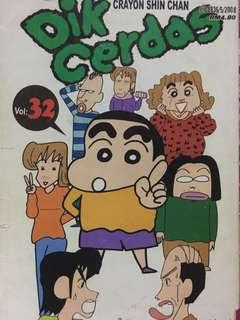 chin chan comic malay vol.32