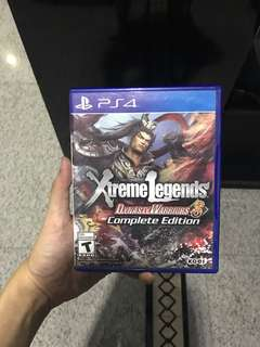 Dynasty warrior 8 extreme legend complete edition