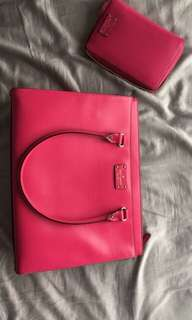 Kate Spade Handbag and DayPlanner case