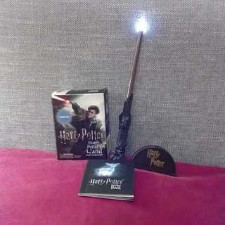 Harry Potter - Harry's Wand and other mini replica