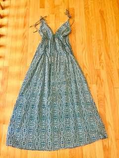Forever 21 Tribal Maxi Dress