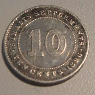ss 10 cents 1896
