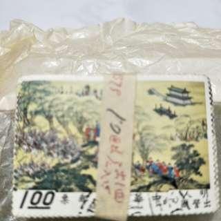 🚚 早期郵票,1枚郵票价格