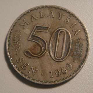 50 cents 1969