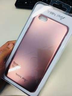 Happy Plugs iPhone 6/6S Plus Slim Case (Pink Gold)