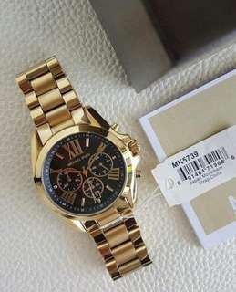 Authentic MK Bradshaw Watch