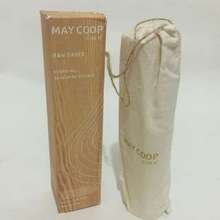 MAY COOP 5.100.12 Raw Sauce Acer Maple Water  Hydrating+Nourishing Essence
