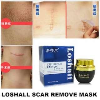 Scar removal peeling mask stretch mark removal pregnancy scar