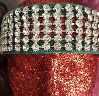 Crystal Gucci Headband