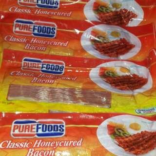 Purefoods Bacon 1kg