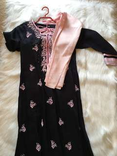 South Asian wear suit